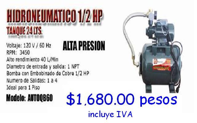 2015 page 52 airea condicionado for Precio de hidroneumatico